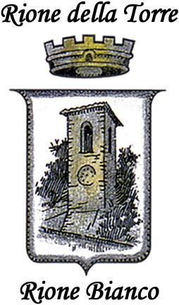 Rione della Torre - Bianco