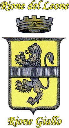 Rione del Leone - Giallo